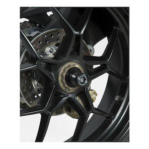R&G Racing Rear Axle Sliders Triumph Speed Triple / R / S