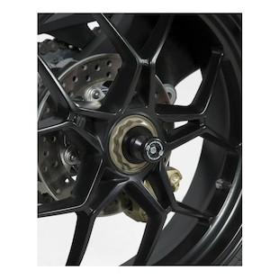 R&G Racing Rear Axle Sliders Triumph Speed Triple / R