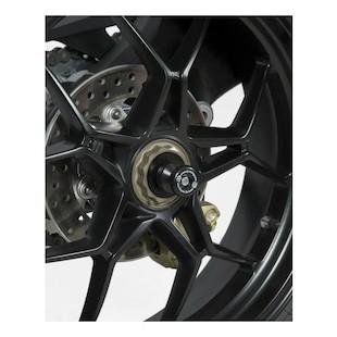R&G Racing Rear Axle Sliders Triumph Speed Triple / R