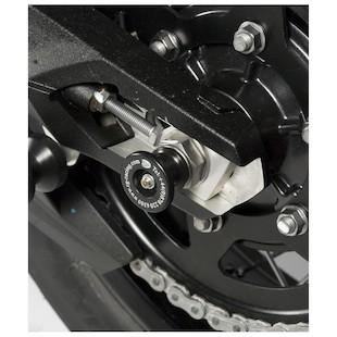 R&G Racing Rear Axle Sliders Triumph Tiger 800 / XC 2011-2014