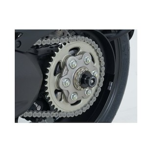 R&G Racing Rear Axle Sliders Ducati Diavel 2011-2013