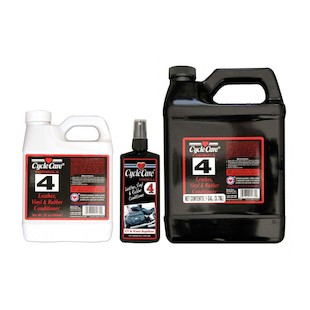 Cycle Care Formula 4 Leather, Vinyl And Rubber Conditioner