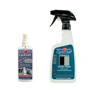 Cycle Care Ruff Cutt Denim Finish Instant Detailer