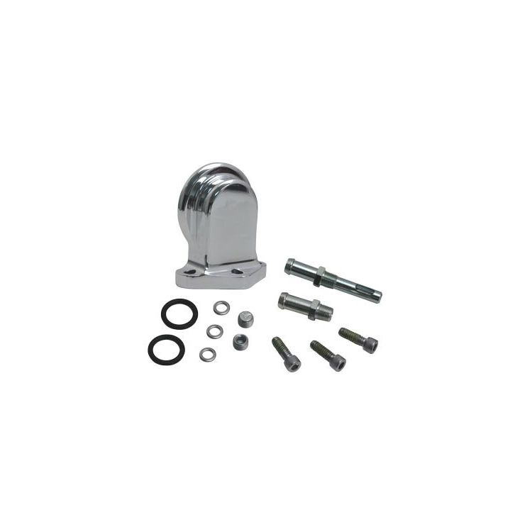 S&S Oil Filter Bracket For Harley Twin Cam 1999-2006