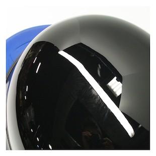 Fly 9mm Helmet - Solid Black / LG [Blemished]