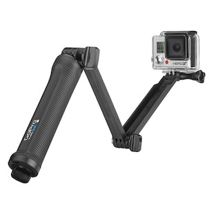 GoPro Hero 3-Way Grip Arm Tripod