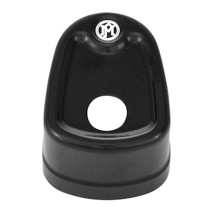 Performance Machine Smooth Ignition Switch Cover For Harley Touring 2007-2013