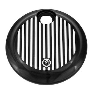 Performance Machine Grill Fuel Door For Harley Touring 2008-2017