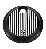 Performance Machine Grill Fuel Door For Harley Touring 2008-2016