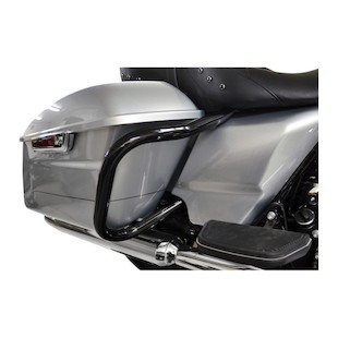 Drag Specialties Saddlebag Buffalo Bars For Harley Touring 2014-2017