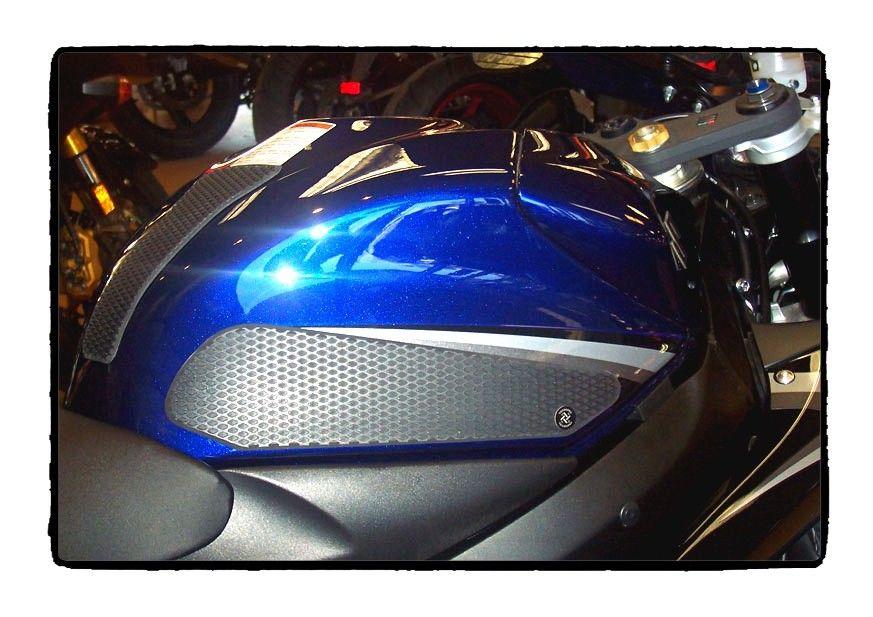 TechSpec Snake Skin Tank Pads Suzuki GSXR 600 / GSXR 750 2006-2007 ...