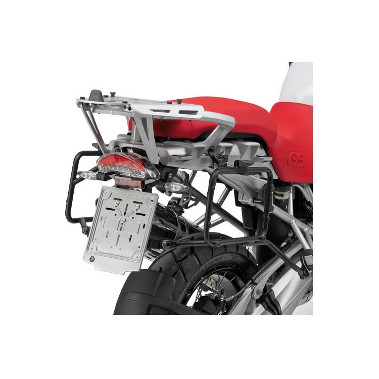 Givi SRA692 Aluminum Top Case Rack BMW R1200GS 2004-2012