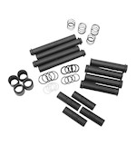 Drag Specialties Pushrod Tube Cover Kit For Harley Twin Cam 1999-2015