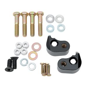 LA Choppers Rear Lowering Kit For Harley Touring 2002-2016