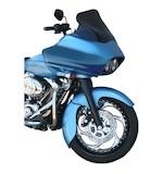 Klock Werks Jai Alai Tire Hugger Series Front Fender Fit Kit For Harley Touring 2014-2016