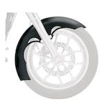 Klock Werks Tude Tire Hugger Series Front Fender Fit Kit For Harley Touring 2014-2017