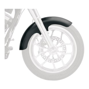 Klock Werks Thickster Tire Hugger Series Front Fender Fit Kit For Harley Touring 2014-2016