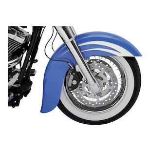 Klock Werks Benchmark Front Fender For Harley Touring 2014