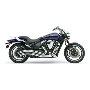 "Cobra Speedster Swept 2.5"" Exhaust Yamaha Warrior 2002-2009"