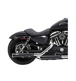 "Cobra 3"" Slip-On Mufflers With Race Pro Tips For Harley Softail Fatboy / Deuce 2000-2006"