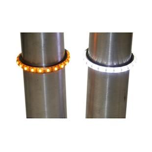 Custom Dynamics Truwrapz LED Turn Signals For Harley
