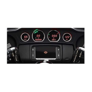 Dakota Digital Bagger Gauges For Harley Touring 2014-2015