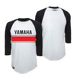 Factory Effex Yamaha Vintage Baseball T-Shirt