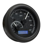 Dakota Digital MVX Series Fatbob Gauge System For Harley Big Twin 2004-2010