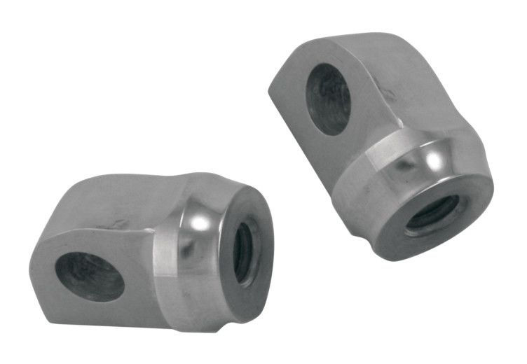 Todd S Cycle Vice Foot Peg Male Clevis Mounts For Harley