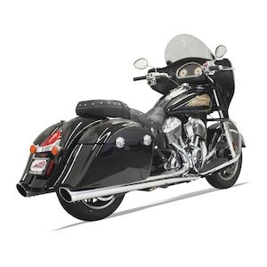 "Bassani 4"" Mufflers For Indian 2014-2019"
