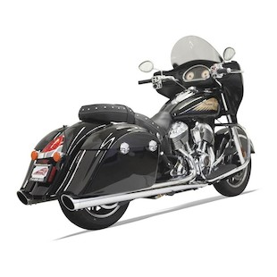 "Bassani 4"" Mufflers For Indian 2014-2016"