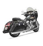 "Bassani 4"" Mufflers For Indian 2014"