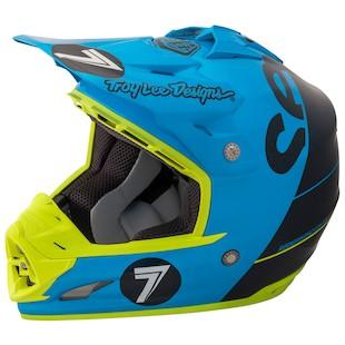 Troy Lee Seven SE3 Supra Helmet
