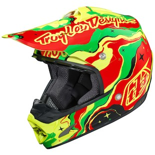 Troy Lee SE3 Galaxy Helmet (Size XL Only)