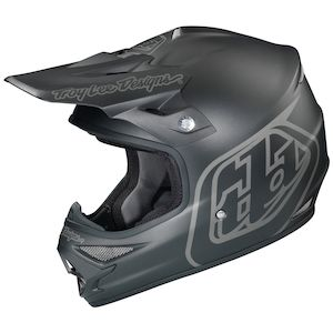 Troy Lee Air Midnight 2 Helmet (Size SM Only)