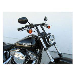 Todds Cycle Black Line 41mm Top Triple Tree TT-1005