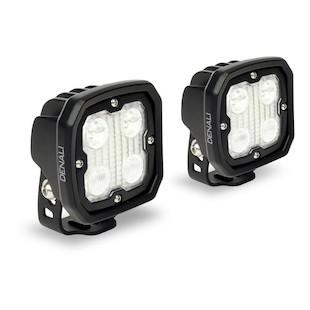 Denali D4 Flood & Spot Hybrid LED Lighting Kit