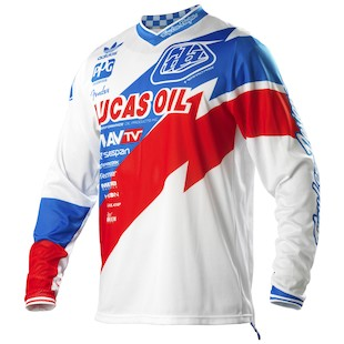 Troy Lee Youth GP Air Astro Team Jersey
