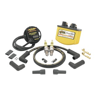Accel Single Fire Super System Coil Kit For Harley Big Twin And Sportster 1970-1999