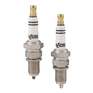 Accel U-Groove Spark Plugs For Harley Big Twin / Sportster 1986-2019