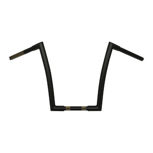 "Todd's Cycle 1 1/4"" Strip Handlebars For Harley 1986-2014"