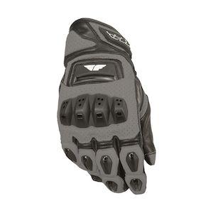Choose Size Gunmetal FLY STREET Brawler Motorcycle Gloves