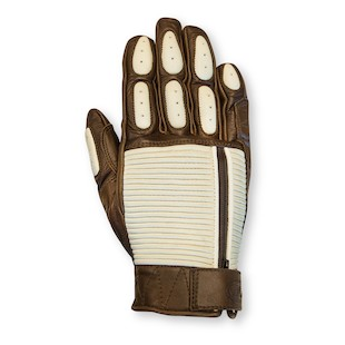 Roland Sands Dezel SE Gloves Sand/Tobacco / LG [Demo]