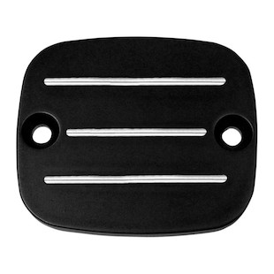 Accutronix Front Master Cylinder Cover For Harley 1996-2009