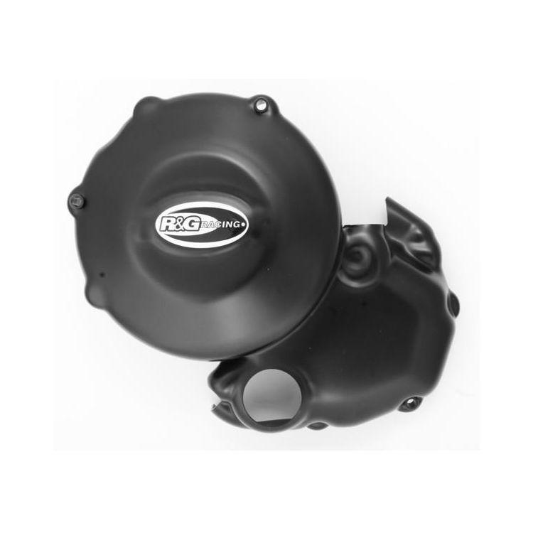 R&G Racing Clutch Cover Ducati 848/Monster 696/796/S2R 800/ST3/Hypermotard 796/Multistrada 1100