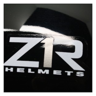 Z1R Phantom Helmet Black / SM [Blemished]