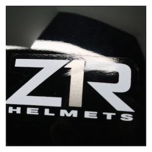 Z1R Phantom Helmet Black / SM [Blemished]