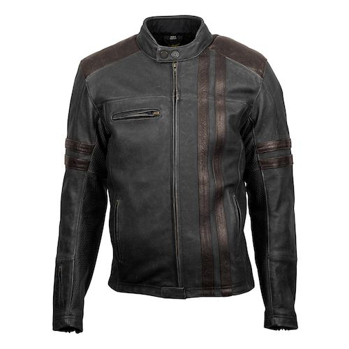 Scorpion 1909 Leather Jacket - RevZilla