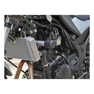 Woodcraft Under Bodywork Frame Slider Kit Kawasaki Ninja 300 2013-2014