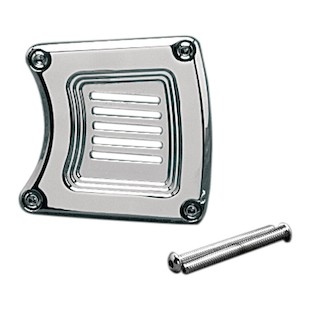 Accutronix Slotted Inspection Cover For Harley Touring 1985-2006